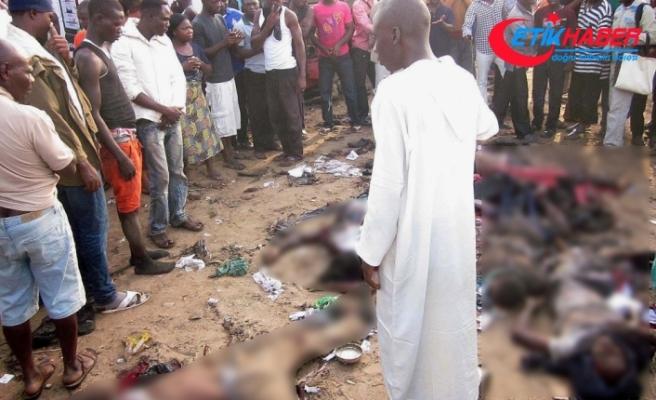 Nijerya'da Boko Haram saldırısı: 15 ölü, 68 yaralı