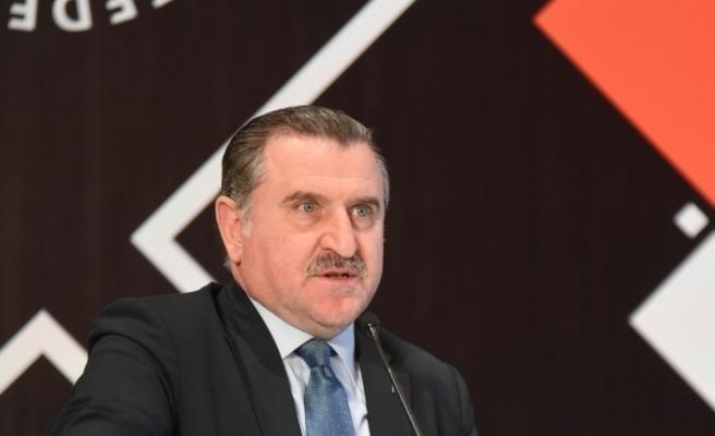 """""""Okul sporuna 100 milyon TL bütçe"""""""