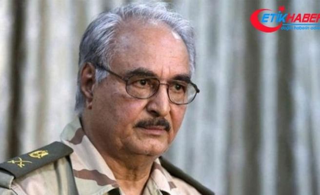 Libya'daki darbeci lider Hafter, ateşkes çağrısı karşısında sessizliğini koruyor