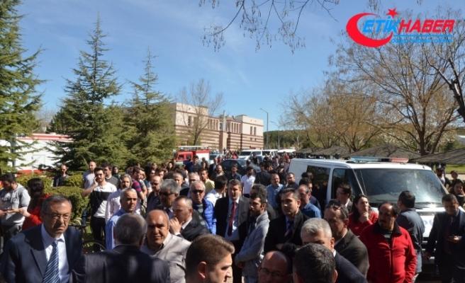 Osmangazi Üniversitesinden saldırı açıklaması