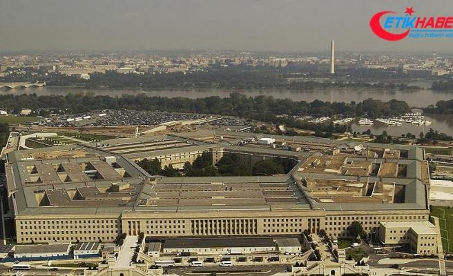 Pentagon bütçesinde Suriye'de 65 bin kişilik güce silah desteği