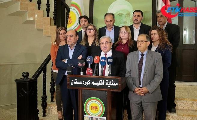 'PYD sivillerin Afrin'deki evlerine dönmesine izin vermiyor'