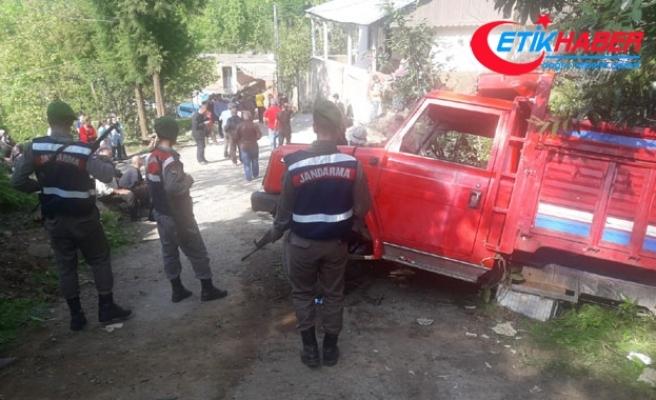 Rize'de öğrencilerin piknik dönüşü kaza: 25 yaralı