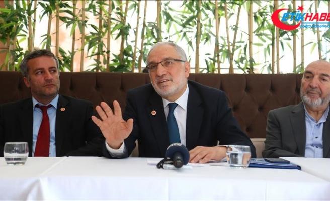 Saadet Partisi Genel Başkan Yardımcısı Karaman: Cumhurbaşkanı adayımızı çıkartacağız