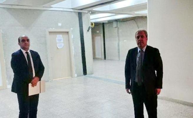 Şamil Tayyar 'FETÖ borsası' iddialarıyla ilgili savcıya bilgi verdi
