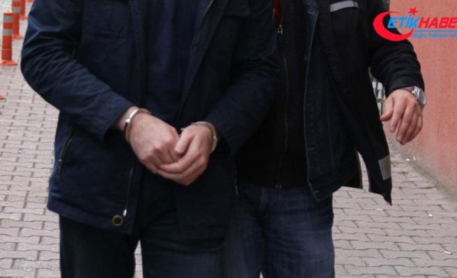 Rap şarkıcısı uyuşturucudan tutuklandı