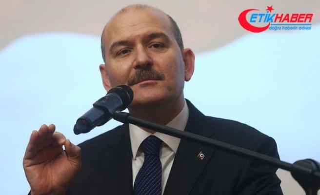 Soylu: PKK'yı neredeyse eylem yapamaz hale getirdik