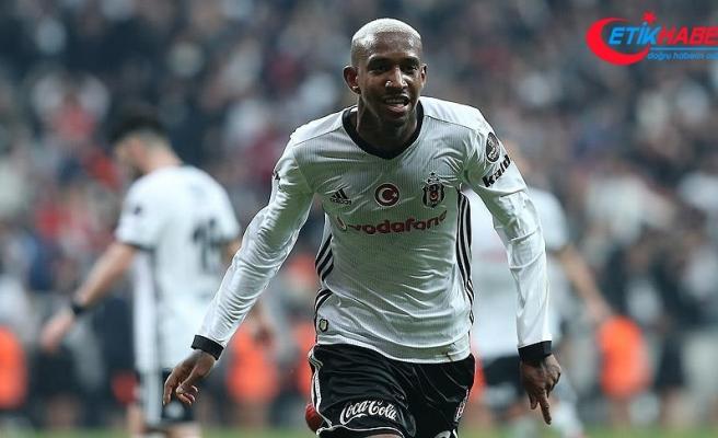 Talisca atıyor Beşiktaş kazanıyor