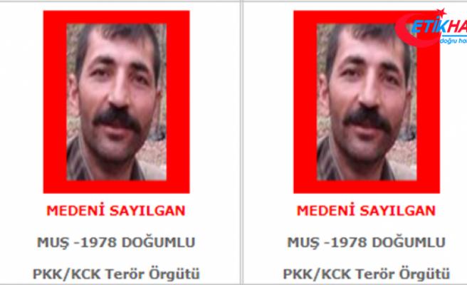 """Terörist """"Panzer Kemal""""in suç dosyası kabarık"""