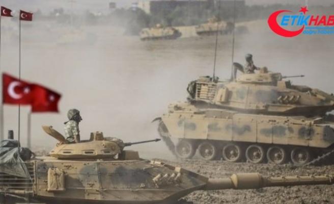TSK İdlib'de 12. gözlem noktasını kurdu