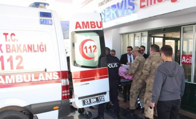 Tunceli'de hain tuzak: 1 asker yaralı