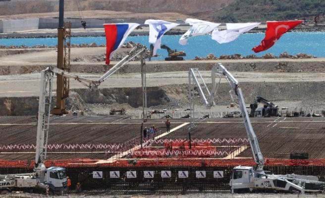 Türkiye'nin ilk nükleer santralinde temel atılıyor