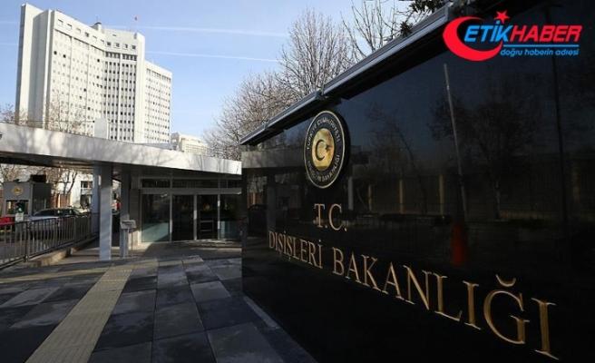 'Türkmen soydaşlarımızı hedef alan menfur saldırıları kınıyoruz'
