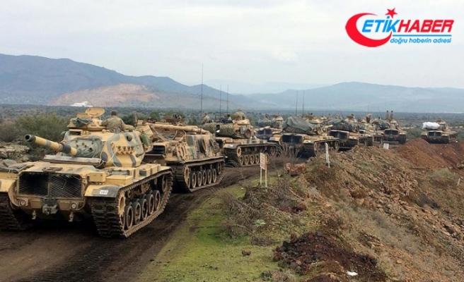 'Zeytin Dalı Harekatı'nda 4157 terörist etkisiz hale getirildi'
