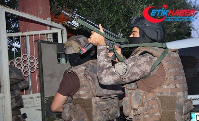 19 Mayıs'ta eylem hazırlığındaki DEAŞ'lılara operasyon: 9 gözaltı