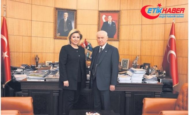 MHP Lideri Bahçeli: 5 benzemezler Feto projesi