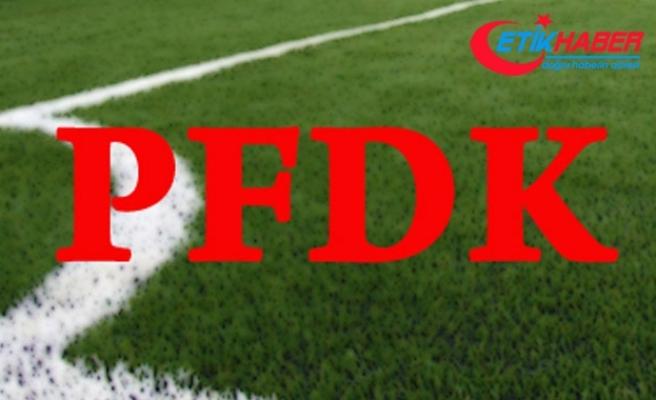 Fenerbahçe, PFDK'ye sevk edildi