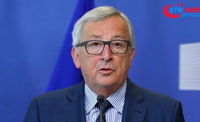 AB Komisyonu Başkanı Juncker: ABD'nin kararından endişe duyuyoruz