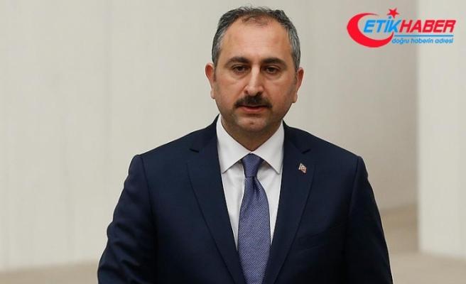 Adalet Bakanı Gül'den ABD'ye Hakan Atilla tepkisi