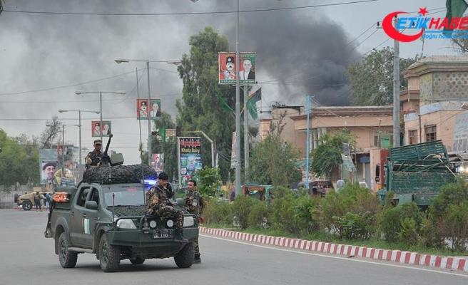 Afganistan'da İçişleri Bakanlığına saldırı