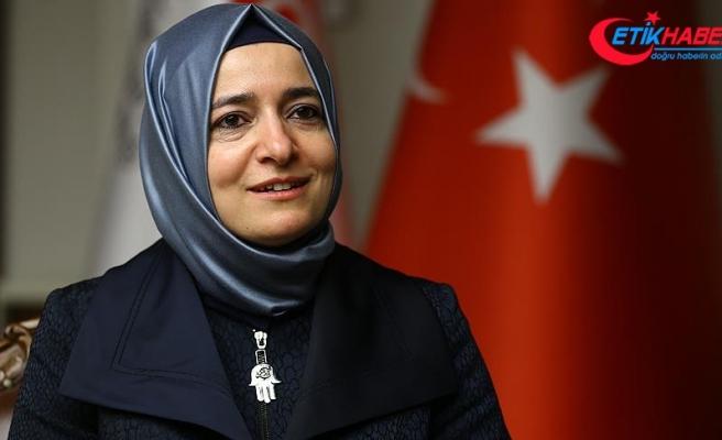 Aile ve Sosyal Politikalar Bakanı Kaya: Birlik ve beraberliğimizin teminatıdır annelerimiz