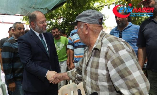 Akdağ'dan KKTC vatandaşlarına: Türkiye var, endişe etmeyin