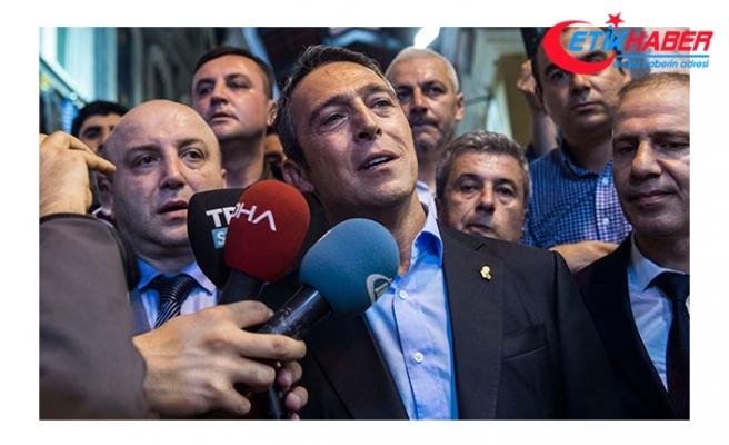Ali Koç'tan Fenerbahçe gündemine dair önemli açıklamalar