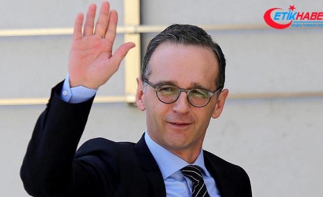 Almanya Dışişleri Bakanı Maas: Türklerin ayrımcılığa uğramaları utanç verici