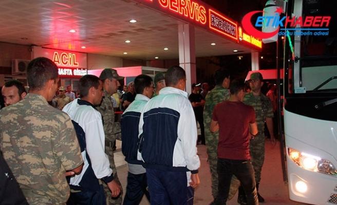 Amasya'da 81 asker ilaçlamadan zehirlendi