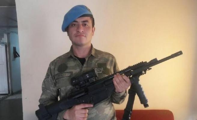 Ankaralı Uzman Çavuş, Irak'ın kuzeyinde şehit oldu