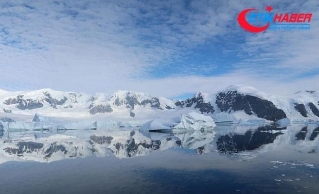 Antarktika'da devasa kanyonlar keşfedildi