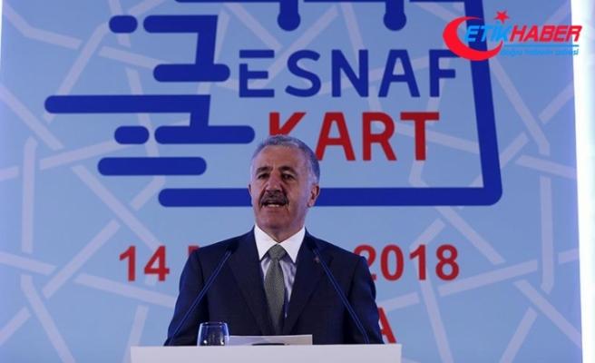Arslan: Esnaf Kartla esnafın ekonomiye katkısı artacak