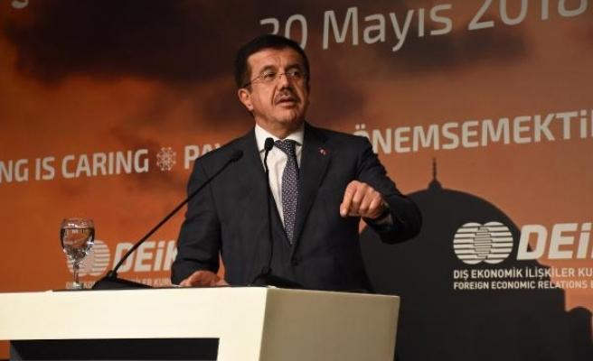 Bakan Zeybekci: Türkiye koalisyon diye bir hastalığı tamamen ortadan kaldırdı