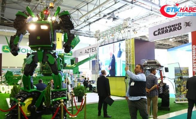 Bakü WorldFood Azerbaijan ve Caspian Agro fuarları başladı