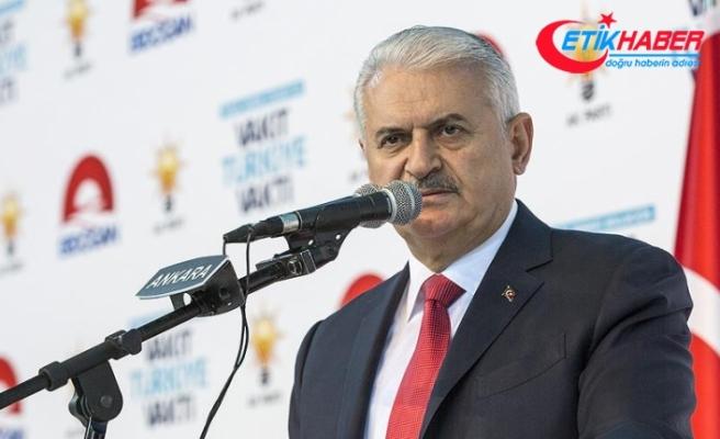 Başbakan Binali Yıldırım: Türkiye potansiyeliyle de zengin bir ülke