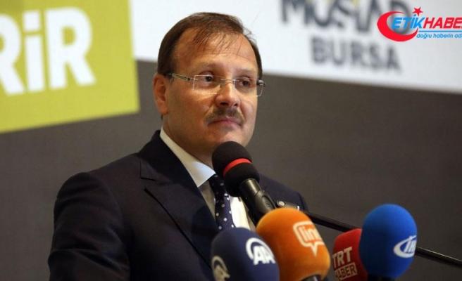 """""""Türkiye istikrarsız siyasi dönemleri tamamen kapatmıştır"""""""
