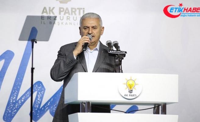 Başbakan Yıldırım: Arkamızda 81 milyonun desteği, duası var