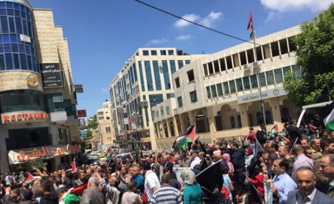 Batı Şeria'da boykot başladı