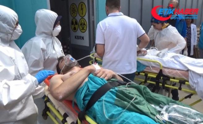 Bolu'da kimyasal madde zehirlenmesi: 3'ü ağır 15 yaralı