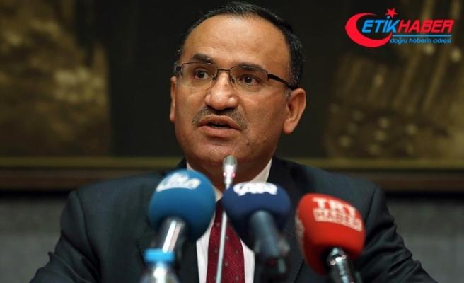 Bozdağ: Demokrasi tarihimizin en kara lekesini CHP'nin siciline sürdünüz