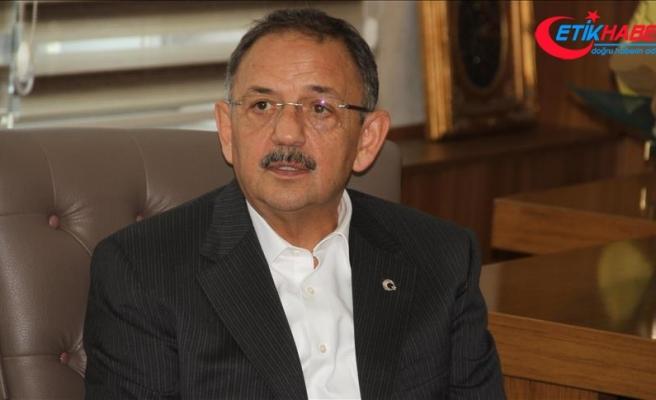 Çevre ve Şehircilik Bakanı Özhaseki: DEAŞ'la mücadele eden en önemli ülke Türkiye