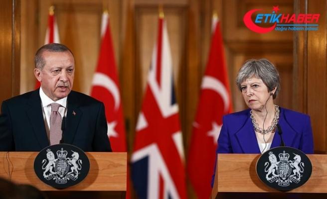Cumhurbaşkanı Erdoğan: Tarih ABD ve İsrail'i affetmeyecek