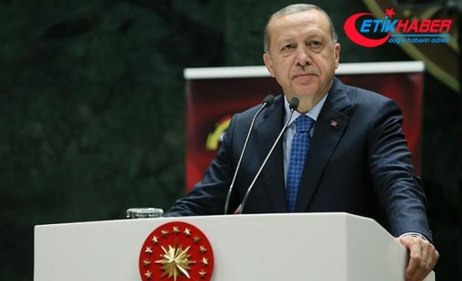 Cumhurbaşkanı Erdoğan: Türkiye kabına sığmayacak