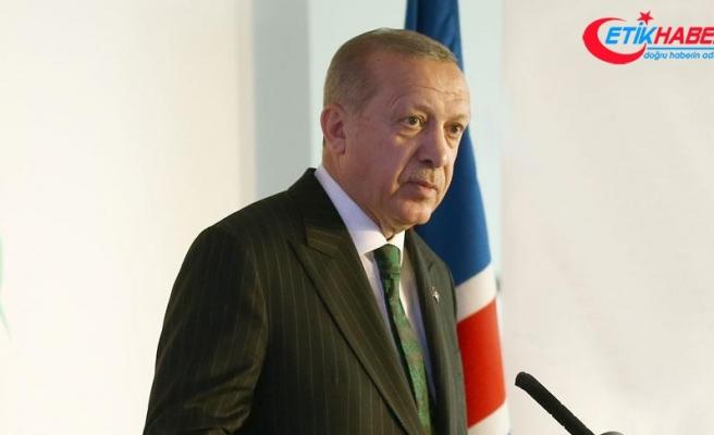 Cumhurbaşkanı Erdoğan: Kudüs, Filistin'in başkentidir