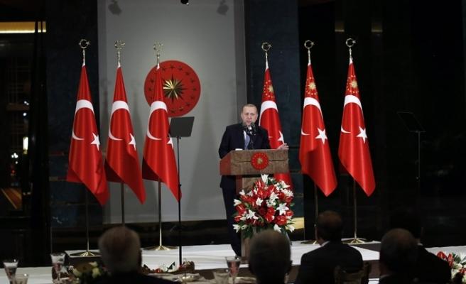 Cumhurbaşkanı Erdoğan'dan eski vekillere çağrı