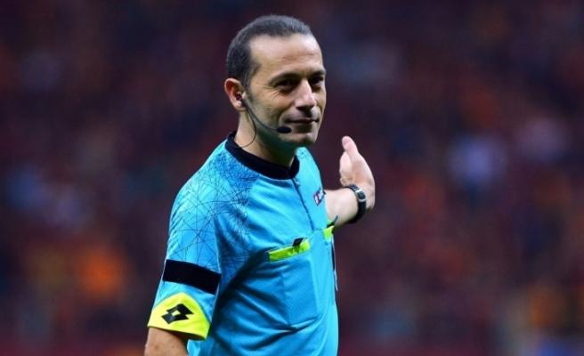 """Cüneyt Çakır: """"Dünya Kupası'na çok iyi çalıştık"""""""
