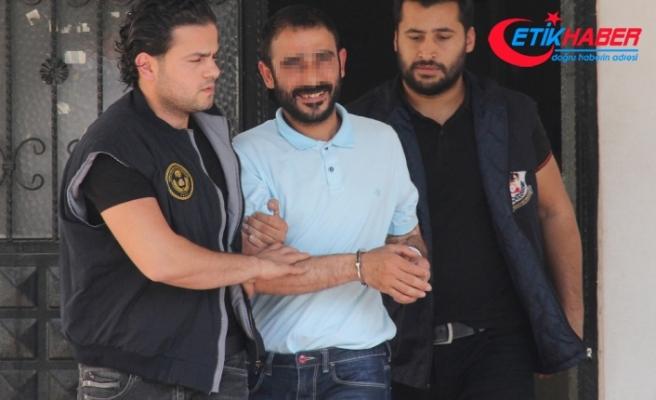 DEAŞ'ın füzecisi Adana'da yakalandı
