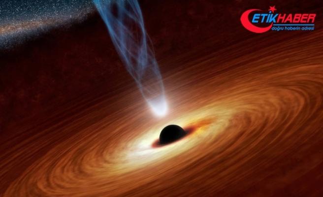 Devasa bir kara delik keşfedildi