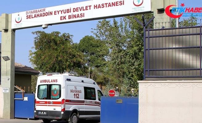 Diyarbakır'da terör saldırısı: 1 korucu şehit