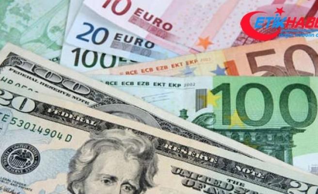 Dolar, euro, sterlin güne rekor düzeylere yakın başladı